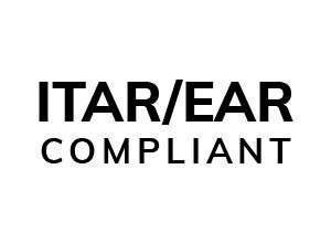 ITAR/EAR Compliant